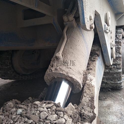 中铁掘进机后支承缸