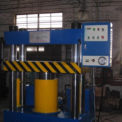 300T下置式油压机