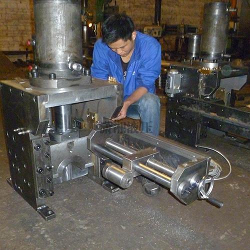 铝材简易热剪机