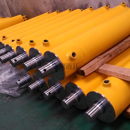 英制劈木机油缸