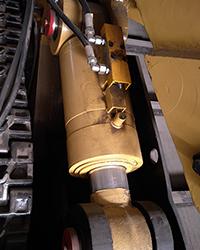 客梯车油缸的优点有哪些?